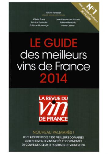 2 Le Guide des Meilleurs vins de France 2014