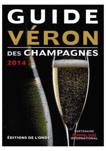 4 Guide Veron des Champagnes 2014