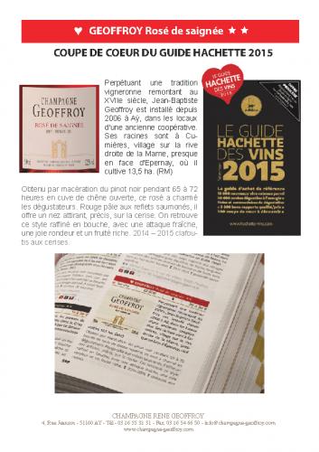 HACHETTE 2015