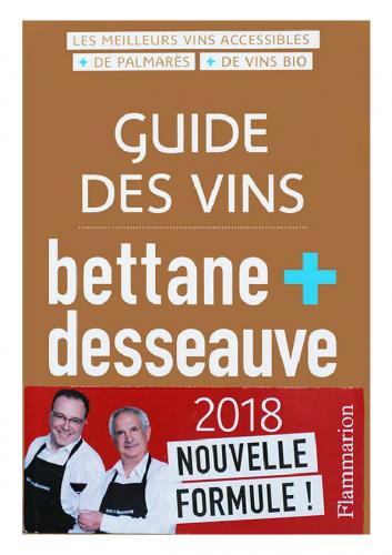 Bettane + Desseauve 2018