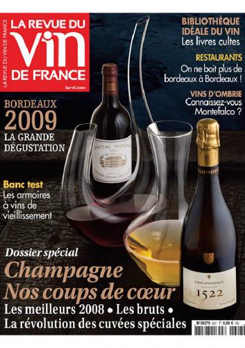 Revue des vins de France 2019
