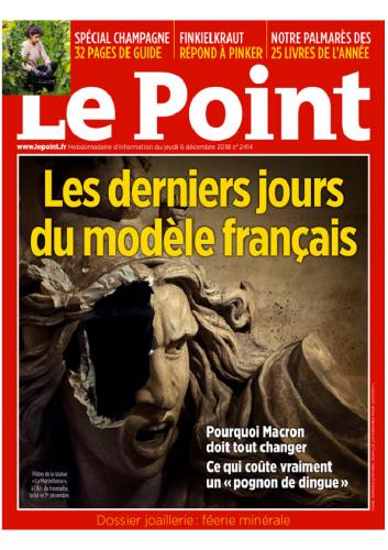 LE POINT 2018