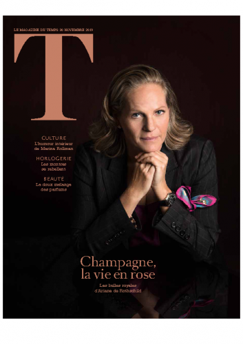 Magazine le temps en Suisse 11-2019