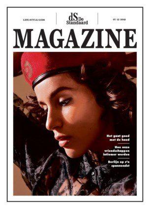 Magazine De Standaard Belgique Décembre 2019